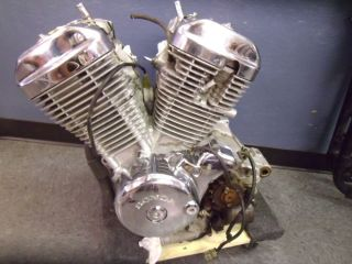 00 Honda Shadow VLX 600 Engine Motor Transmission