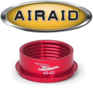 Airaid 400 602 Poweraid Throttle Body Spacer 05 07 Ford Power Stroke 6 0L DSL