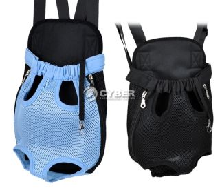 Nylon Outdoor Hound Front Legs Out Pet Dog Cat Carrier Backpack