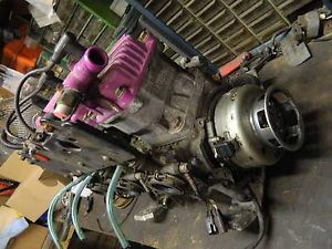 Polaris 680 Triple Snowmobile Engine Motor Runs Great Includes Many EXTRAS