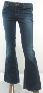 Tommy Hilfiger New Women Modern Fit Low Rise Freedom Boot Cut Denim Jeans 14S$69