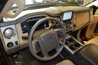 2013 Ford Super Duty F 350 SRW Pickup Lariat