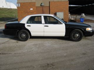 2009 Ford Crown Vic Police Interceptor Good Cond