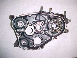1978 Suzuki PE175 PE 175 Engine Right Crankcase Case