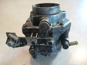 Onan Nikki Carburetor 6100 P218 Carb Engine Motor Case Tractor