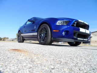 Ford Mustang Shelby GT 500 2012