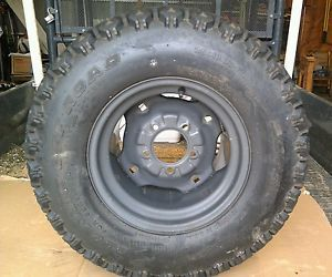Kubota RTV 900 Wheel and Tire