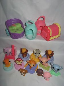 McDonalds LPS Littlest Pet Shop Figures Animals Toys