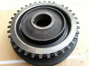 98 02 Mazda V6 MX 6 2 5L 626 Engine Harmonic Balancer Crankshaft Pulley