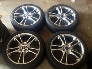2013 Ford Fusion Rims Wheels and Tires 2014 Fusion Rims and Tires Ford Rims