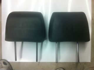 Nissan Rogue 2004 2 Black Leather Headrest