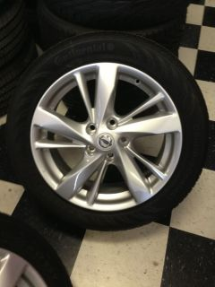 "Nissan Altima 17"" Rims and Tires Original Factory Maxima Rogue Juke Sentra"