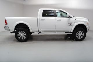 New 2013 Dodge RAM 2500 Laramie Rocky Ridge Lifted Free SHIP Airfare Kchydodge
