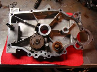 John Deere 425 445 Kawasaki FD620 Engine Timing Gear Cover