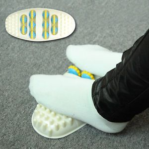 Blood Circulation Stimulate Oval Shaped Foot Roller Massager Self Health Care