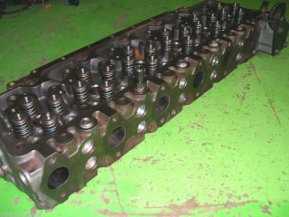 98 02 Dodge RAM 627 Cylinder Head 24V 5 9L Cummins Diesel Engine 3943627 99 01