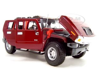 Hummer H2 SUT Concept 1 18 Scale Diecast Model
