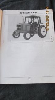 John Deere 6250 6300 6400 Tractor Operator Owners Manual Book OMAL77469