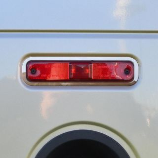Hummer H2 03 09 Running Light Trim Chrome Style Auto Accessories