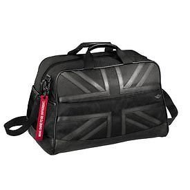 Mini Cooper Black Jack Duffle Bag with Carry Strap New