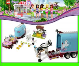 Lego Friends Storage
