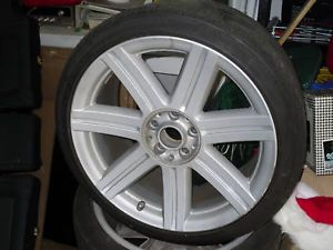 Chrysler Crossfire 18 19 inch Wheels Rims Tires