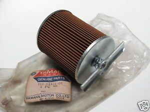 Yamaha 1966 Scooter U5 U5E Air Filter Cleaner Genuine Japan
