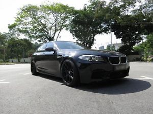 HRE 3 Pcs S101 Satin Black Wheels Rims BMW F10 M5 20 Inch