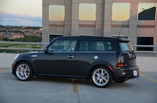 2011 Mini Cooper s Clubman Wagon 3 Door 1 6L
