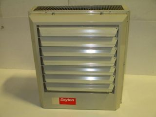 Dayton Heavy Duty Electric Unit Heaters 2YU70