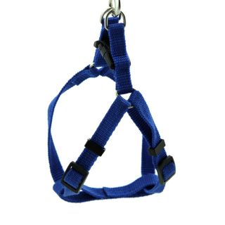 KDQ6 Step in Dog Harness Adjustable Nylon Harnesses Easy to Walking HG 0015