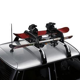 Mini Cooper Ski Snowboard Holder Rack Carrier New
