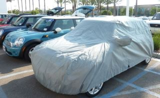 "Mini Cooper Storage Car Cover Fit Convertible Coupe and Club Man 51""LX60""W"