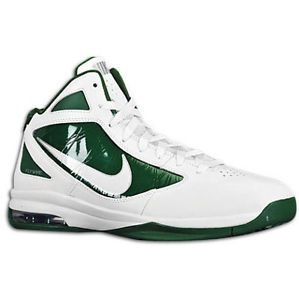 Nike Air Max Destiny TB Mens Basketball Shoes Size 15 New White Green