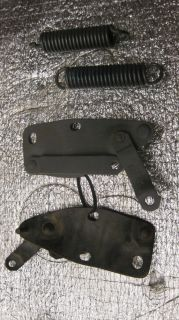 1940 Ford Hood Hinges and Springs