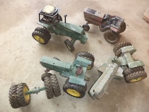 Ertl John Deere Parts Tractors Toy Farm Tractor International IH