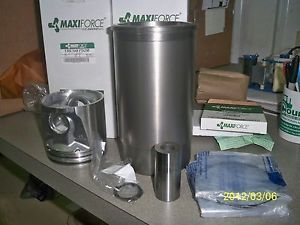 John Deere Engine Parts Piston Kit RE507920