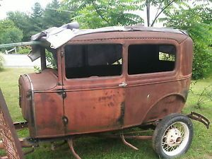 '30 '31 Ford Model A Sedan Body Hot Rod Rat Rod Street Rod Restore