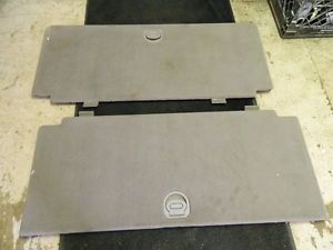 2002 2005 Ford Explorer Interior Front Rear Spare Tire Cover Panel