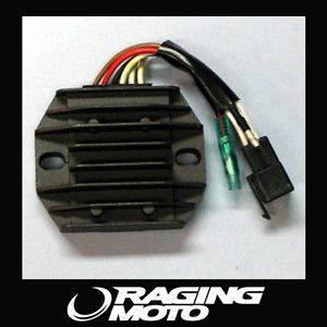 Voltage Regulator Rectifier Yamaha YFM 350 400 Big Bear Kodiak 93 96