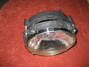 Jeep Wrangler Driver Side Headlight Assembly 1997 2006 PT 55055033