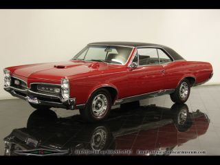 1967 Pontiac GTO RAM Air Hardtop 400CI RAM Air V8 4 Speed 1 of 751 Award Winner