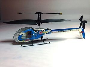 New Indoor RC Helicopter Remote Control LED Light Performer 735 58B