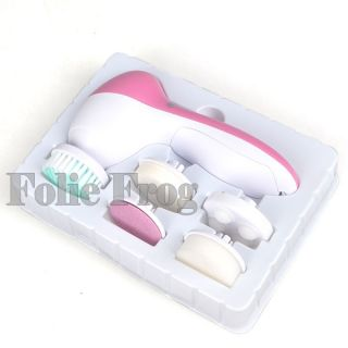 5 in 1 Smoothing Heated Body Face Beauty Care Massager