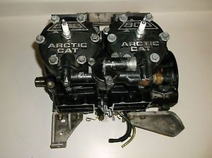 Arctic Cat ZR ZL Mountain Cat 800 Carb Engine Motor Long Block 2001 2005