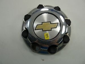Chevy 8 Lug Center Cap Wheel Parts 15052379