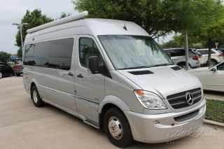 50 State Emission Mercedes Benz Sprinter Airstream