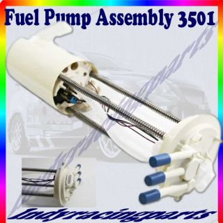 99 03 GMC Sierra 1500 V6 4 3L V8 4 8L 5 3L 1 Conntect Fuel Pump Assembly 3501