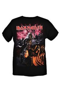 Iron Maiden Dracula Killer T Shirt