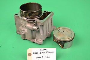 2001 BMW F650GS Engine Cylinder Piston 11117652877